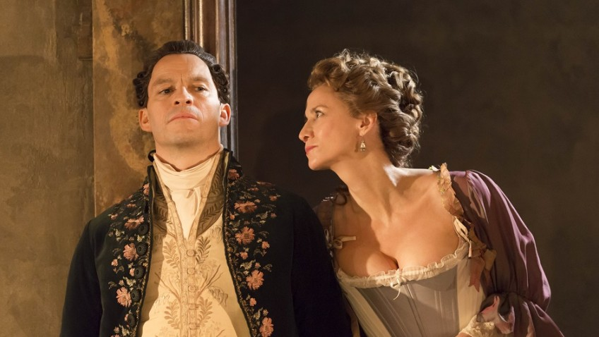 Dominic West and Janet McTeer are perfect casting