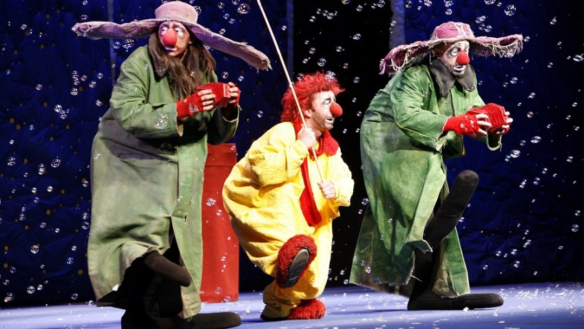 Slava's Snowshow is fun for the whole family