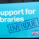 Top authors speak up for libraries at parliamentary lobby on 9th february