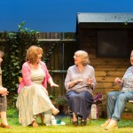 Caryl Churchill offers tea and catastrophe for the Caryl Churchill initiated