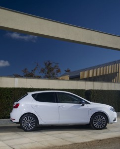 SEAT Ibiza credit Peter Cracknell