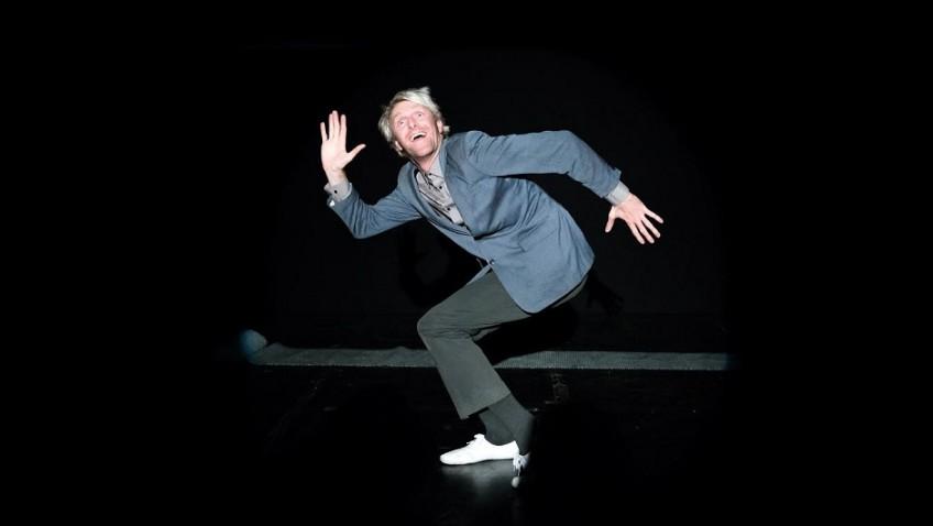 """""""I do mime,"""" says Trygve Wakenshaw"""