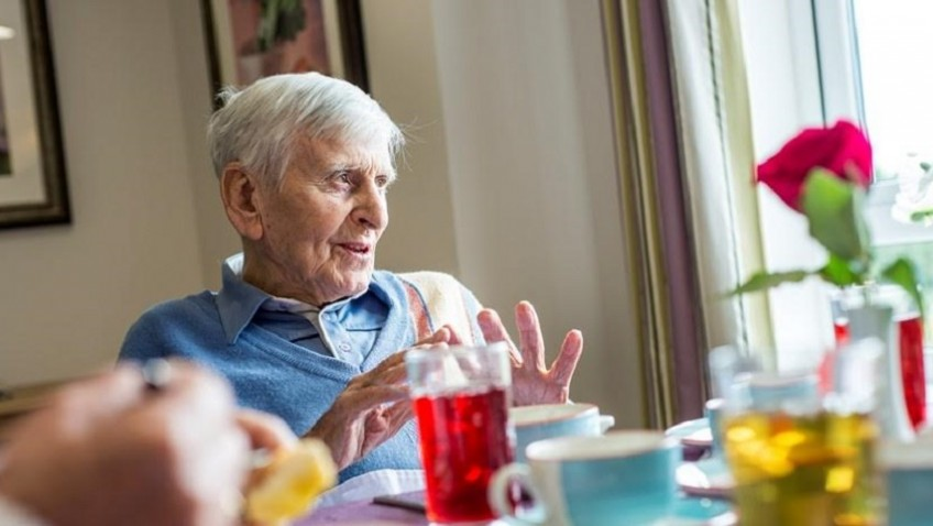Why breakfast is important for older people
