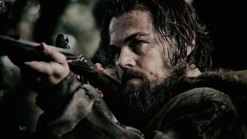 Leonardo DiCaprio wins an Oscar