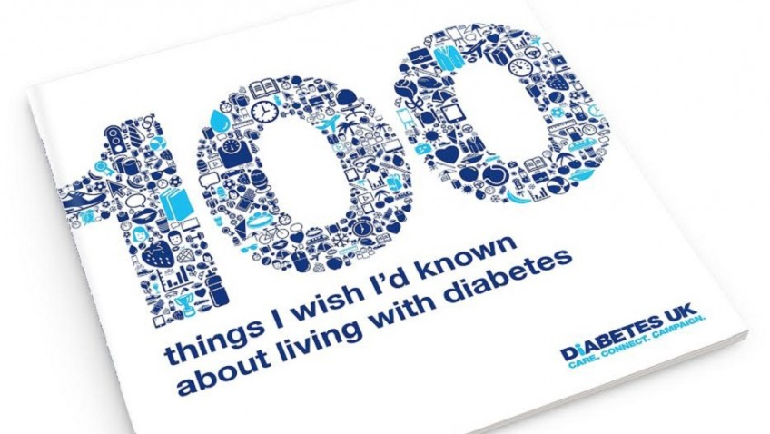 100 things I wish I'd known about diabetes