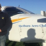 Leeds Pilot back in the skies six weeks after double hip replacement