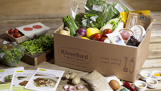 Riverford Recipe Boxes – all you need to transform your cooking!