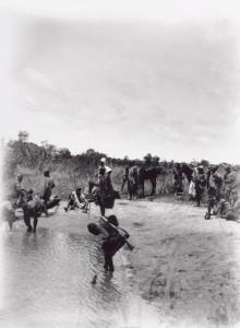 The Great War - Jungle Warfare - Credit SWNS