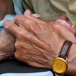 Holding hands - Successful relationship - Credit SWNS
