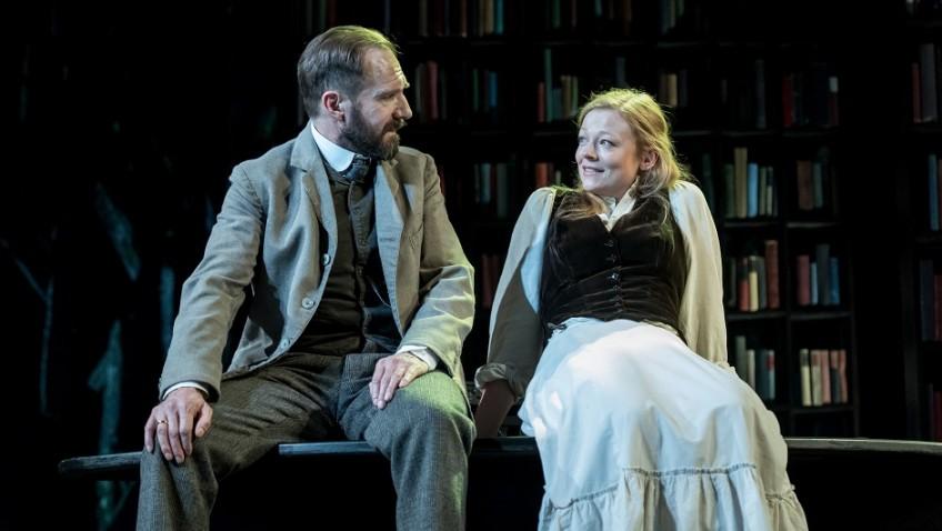 Ralph Fiennes impresses in Ibsen revival