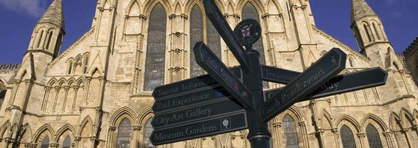 A wonderful trip to the magical city of York