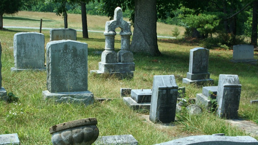 The rate of interest charged by funeral companies