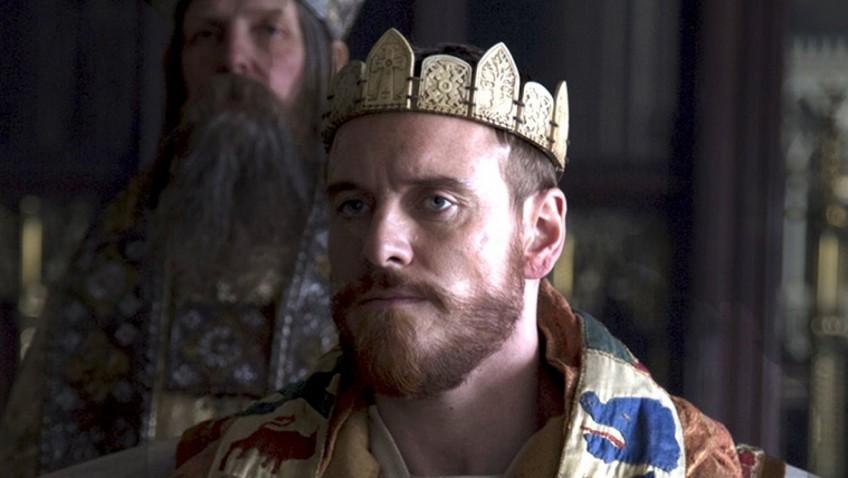 Michael Fassbender plays Macbeth