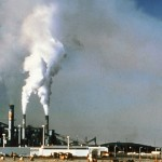 Pollution linked to strokes
