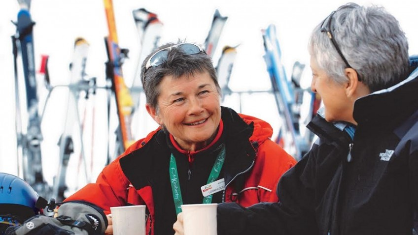 Skiing for Seniors – it's not downhill all the way