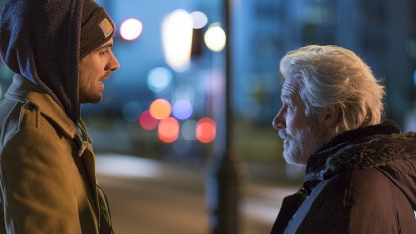 Richard Gere is in top form, but the rest of the film never reaches those heights