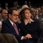 Bryan Cranston shines as  the blacklisted, Oscar-winning writer Dalton Trumbo