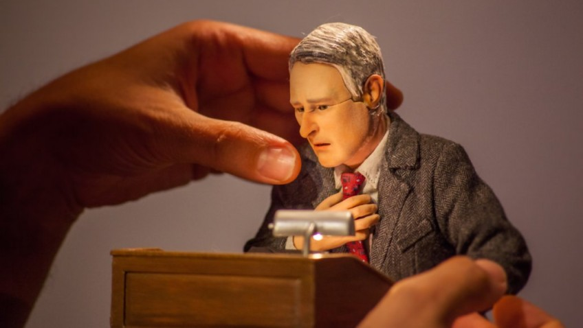 Kaufman's deeply moving film Anomalisa contains horror, love, comedy and drama