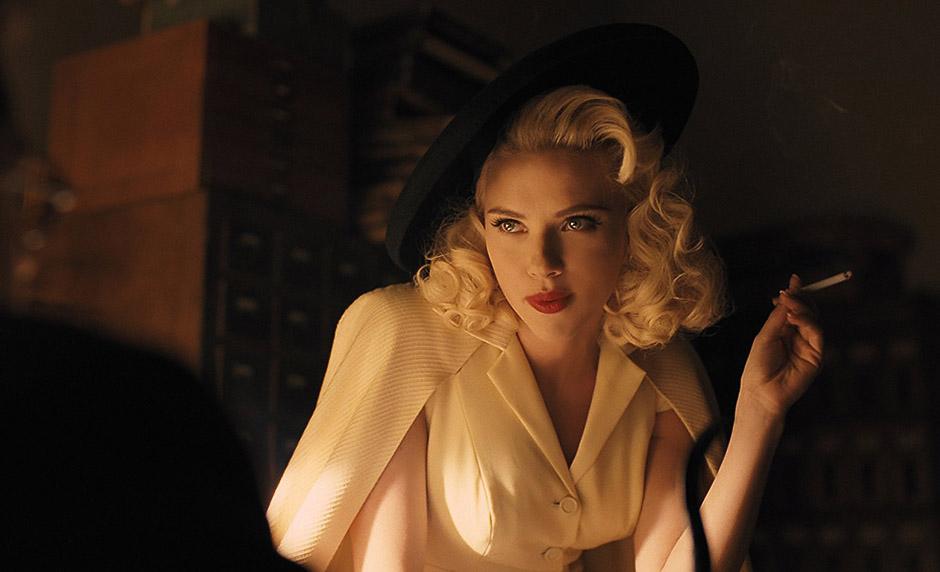 Scarlett Johansson in Hail, Caesar! - Credit IMDB