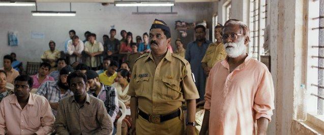 Vira Sathidar in Court - Credit IMDB