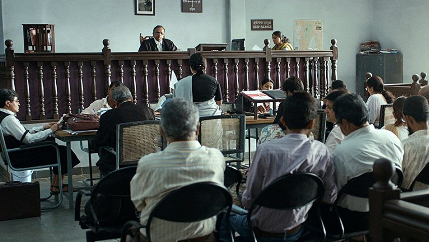 Courtroom drama with a difference in this remarkable Indian film
