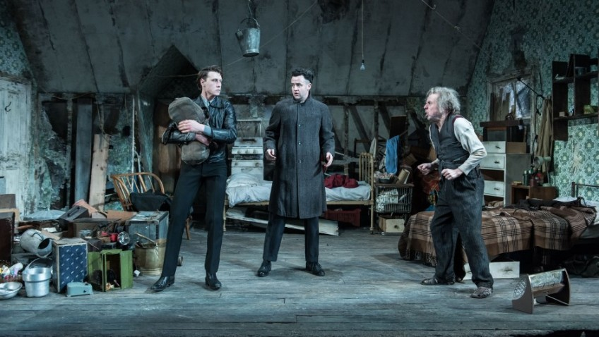 Timothy Spall returns to the stage after a very long absence
