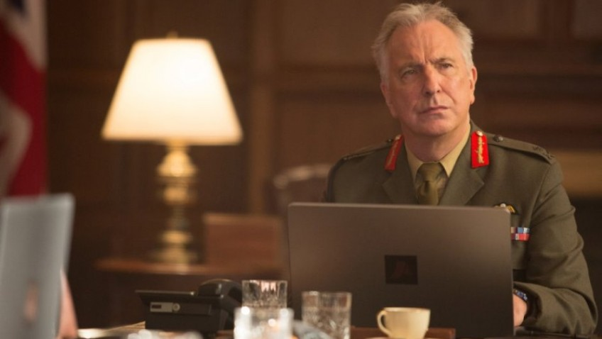 Alan Rickman's outstanding performance in Eye in the Sky will add to his lasting legacy