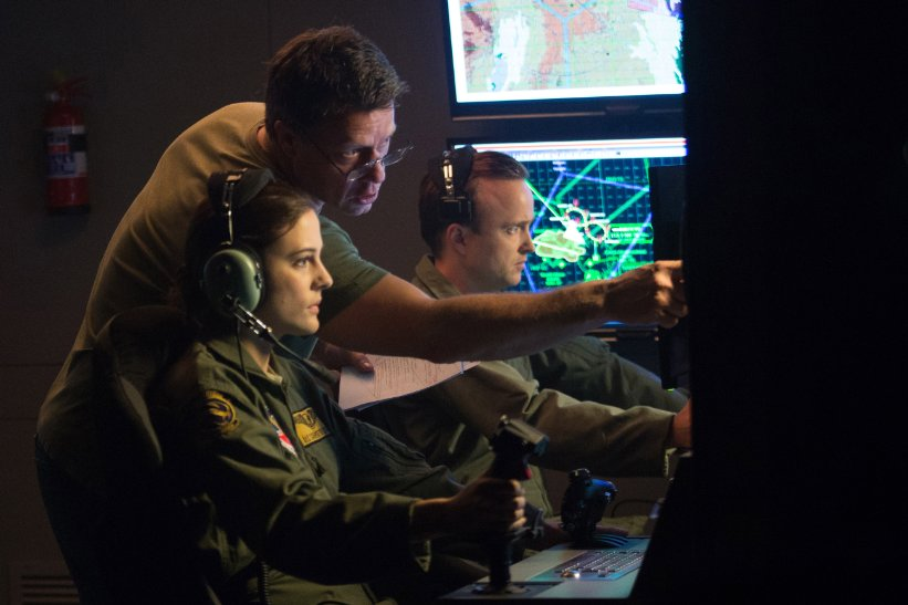 Image from Eye in the Sky movie
