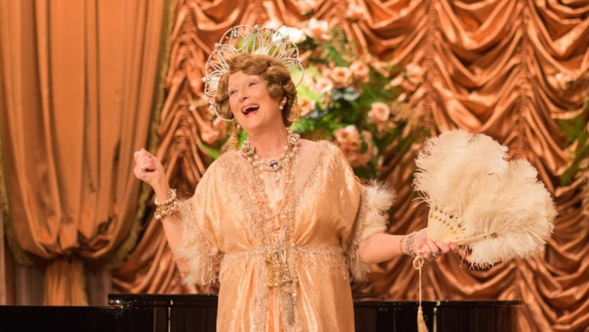 Stephen Frears' entertaining biopic stars Meryl Streep, Hugh Grant and a scene stealing Simon Helberg