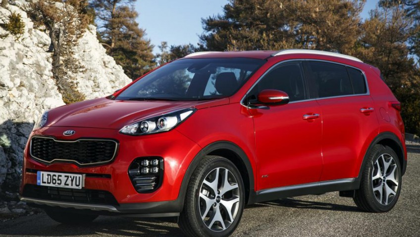 Peter Cracknell Reviews The Kia Sportage Mature Times