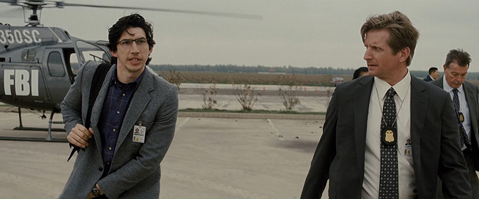 Paul Sparks and Adam Driver in Midnight Special - Credit IMDB