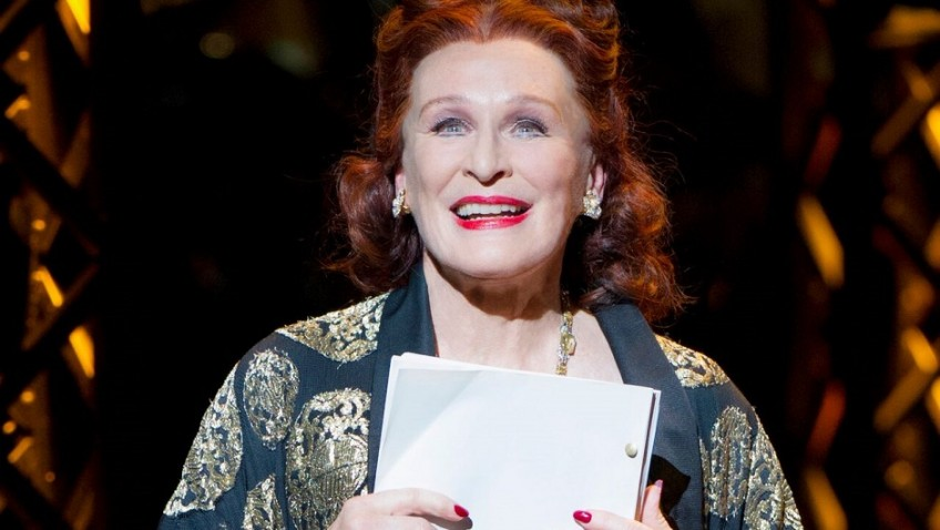 Glenn Close returns in triumph