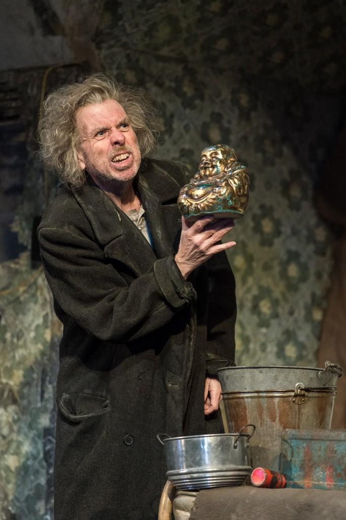 Timothy Spall in Harold Pinter The Caretaker