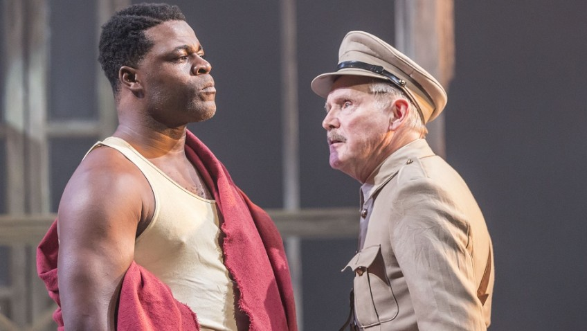 White Imperialism v Black Nationalism at National Theatre