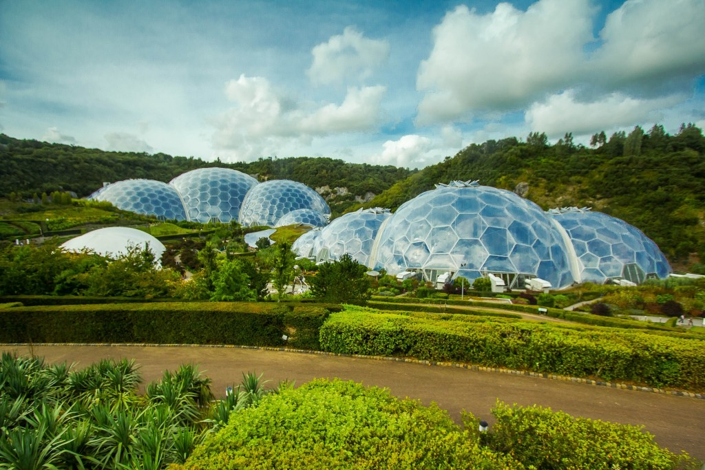 Eden Project - Cornwall - Free for commercial use No attribution required - Credit Pixabay