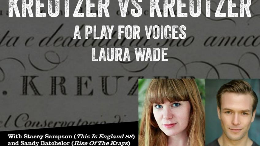 KREUTZER VS KREUTZER – a Play for Voices, with Ensemble 360,