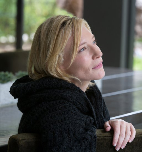 Still of Cate Blanchett in Knight of Cups (2015) - Copyright Broad Green Pictures - Photo by Melinda Sue Gordon - Credit IMDB