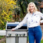 Lisa Faulkner: women should rule the BBQ in summer '16