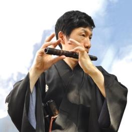 Noh musician Yukihiro Isso