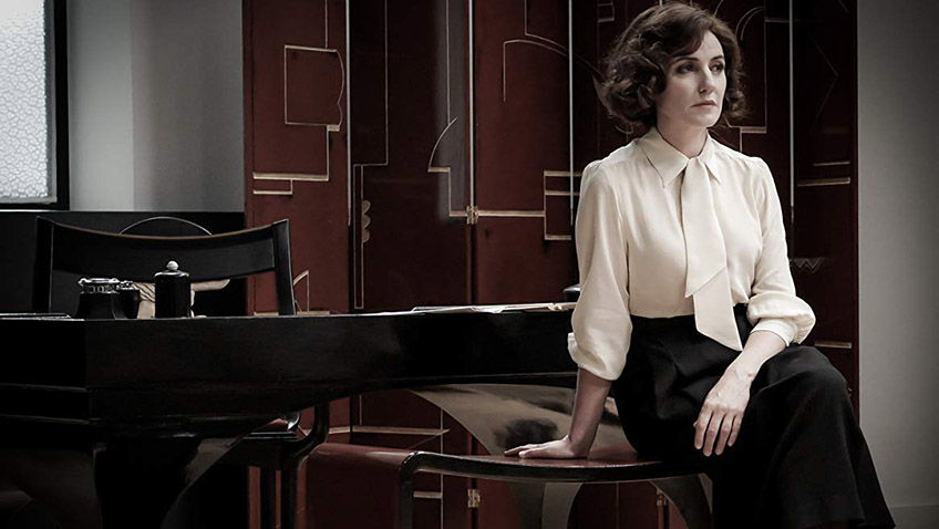 A dramatisation of the controversy surrounding Eileen Gray's famous house