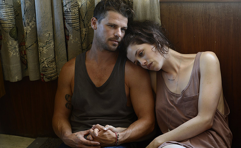 Nathan Phillips and Jessica De Gouw in These Final Hours - Credit IMDB