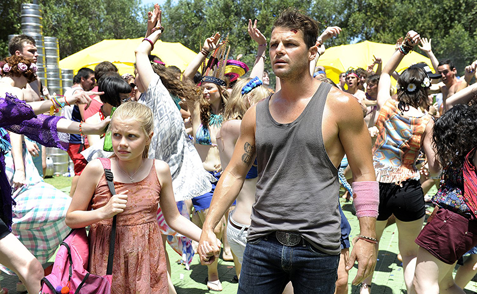 Nathan Phillips and Angourie Rice in These Final Hours - Credit IMDB