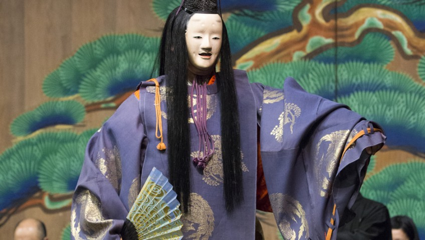 Yakult celebrates 20 years in the UK at Noh Reimagined Festival