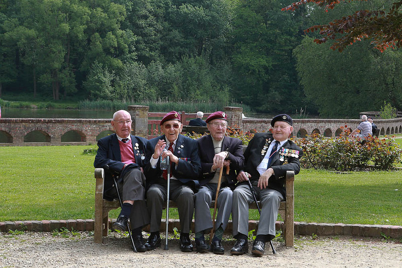 Veterans Trip to Ypres - Credit Jo Ward Photography