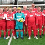Health Boost For Fleetwood's Walking Footballers