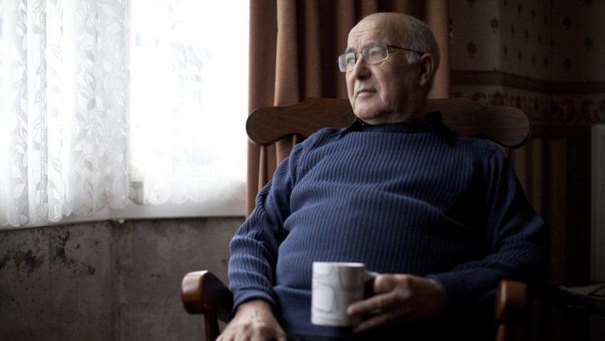 There is an urgent need to tackle loneliness among over 85s