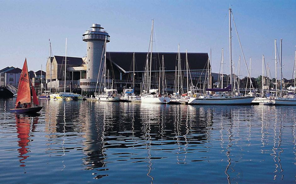 National Museum Maritime - Copyright Bob Berry