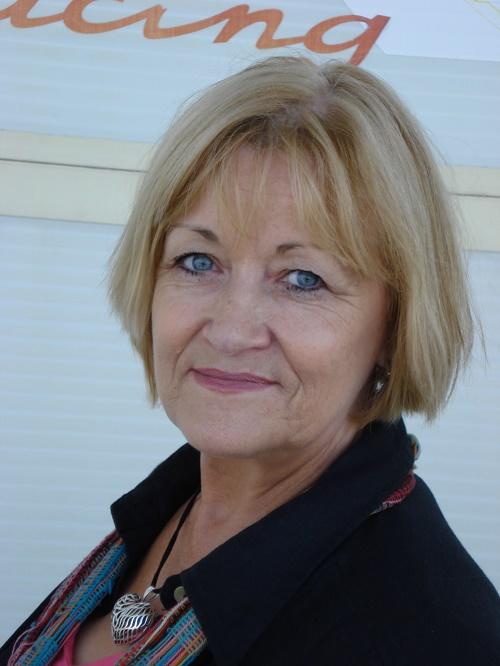 Co-presenter of Top Gear 1980-1991 Sue Baker