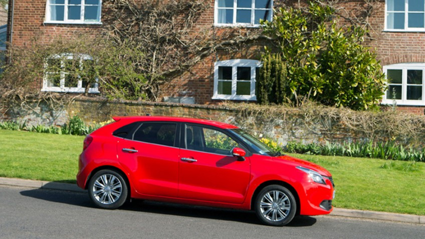 Peter Cracknell reviews the Suzuki Baleno