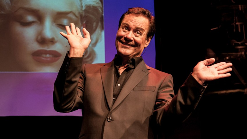Chris Lemmon pays a loving tribute to his dad, Jack Lemmon